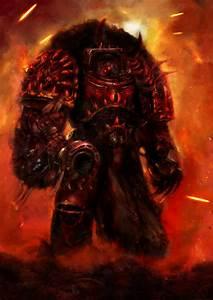 Warhammer 40k: Khorne's Bastard by MajinMetz on DeviantArt