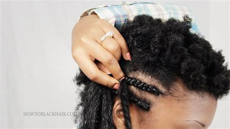 Cornrow Braids Step By Step Tutorial How To Part And French Braid Your Natural 4c Hair Part 2 Long Hair Hat Hairstyles For School Year 6 Miami Black Perm Cost Haircut Kid Crying Beach Diy Girl Baby Blue Keratin Treatment