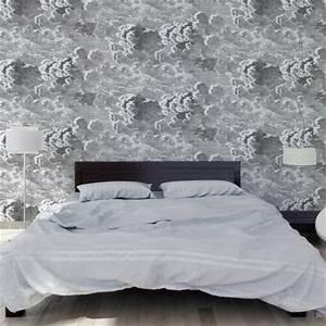 Papier Peint Cole And Son : papier peint nuvolette bed wall sons and cole and son ~ Dailycaller-alerts.com Idées de Décoration