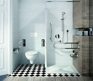 Bodengleiche Dusche Größe : die 25 besten ideen zu behindertengerechtes bad auf ~ Michelbontemps.com Haus und Dekorationen