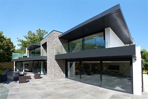 Modern Houses : David James Architects & Partners Ltdnairn Road, Canford