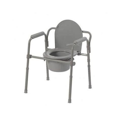 handicap portable toilet medical elderly seat bedside