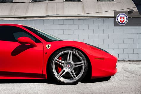 ferrari 458 wheels hre wheels introduces new p44sc p47sc ultra light wheels