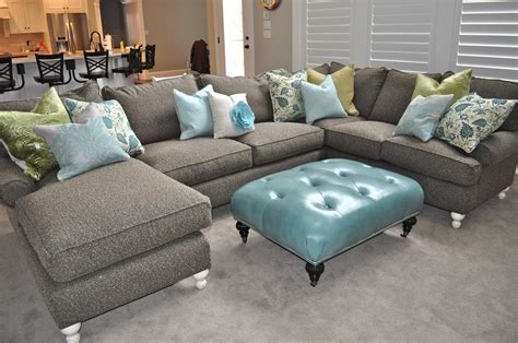 chaise designe u shaped sectional with chaise design homesfeed