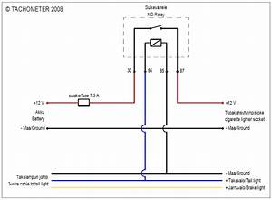 12v Car Charger Diagram