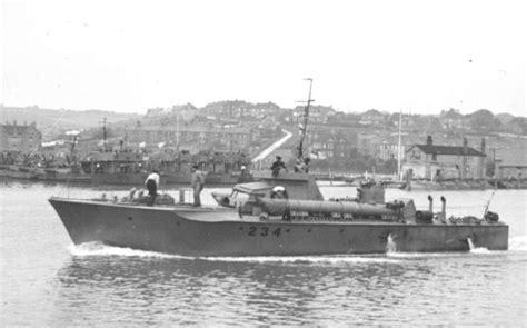 Motor Boat Facts by Torpedo Boats World War 2 Harwich Dovercourt