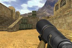 First Person Shooter Photography