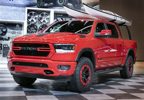 2019 Ram 1500 Gets Moparized In Chicago  Page 2 Of 3