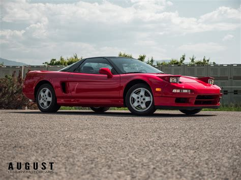 pre owned 1991 acura nsx very rare all original car coupe