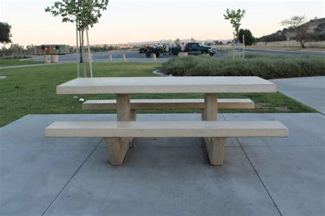 precast concrete picnic tables c roberts rest stop