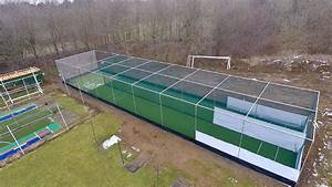 ECB approved synthetic cricket nets at Normanby Park CC   TP