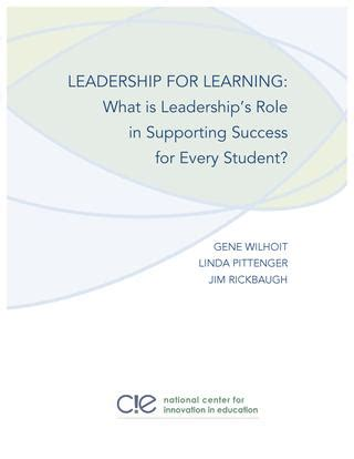 leadership  learning  center  innovation
