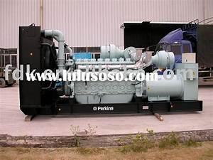 Kubota Diesel Generator Manuals