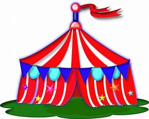 Free Circus Tent Clip Art - ClipArt Best