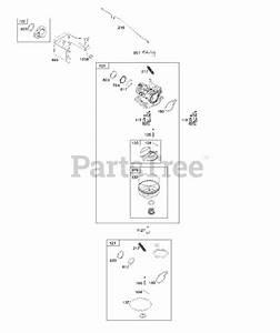 Briggs  U0026 Stratton Parts On The Carburetor Diagram For