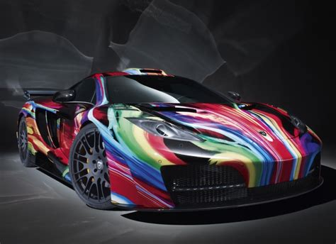 17 Insane Paint Jobs On Cars