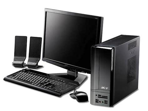 acer aspire x1200 desktop pc announced ecoustics