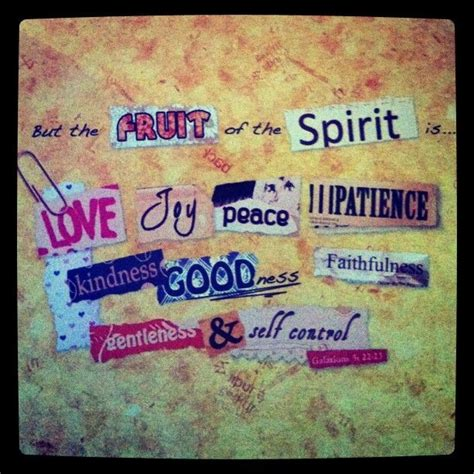 17 Best Images About Fruit Of The Spirit On 17 Best Images About The Fruit Of The Spirit On