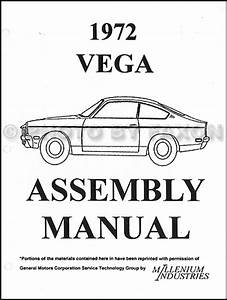 1973 Chevrolet Vega Wiring Diagram