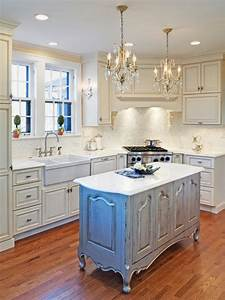 distressed white kitchen cabinets mixed glass chandeliers 1952