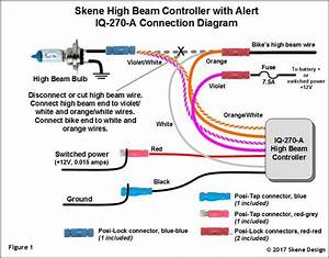 Skene Lighting Auxiliary Dimmers  U0026 High Beam Controller