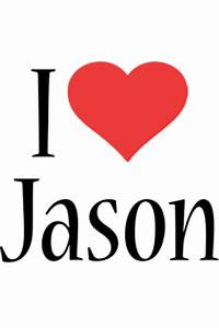 Jason Logo   Name Logo Generator - Kiddo, I Love, Colors Style