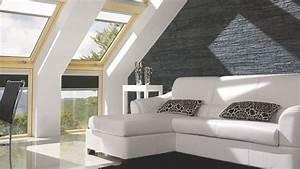 Rehausse Velux Toit Faible Pente : fen tre pour les combles fen tre de toit et velux c t maison ~ Nature-et-papiers.com Idées de Décoration