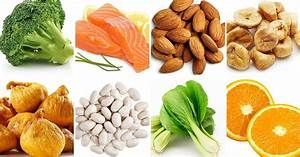 List Of Calcium Rich Foods In Hindi