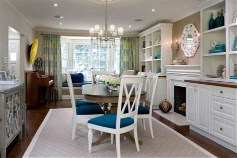 Candice Olson Living Room by Dining Room Turned Into Multipurpose Masterpiece
