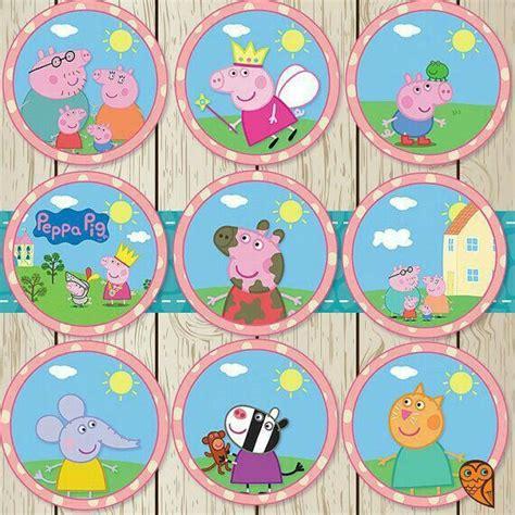 peppa pig party images  pinterest birthdays