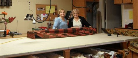 Upholstery Workroom by Drapery Solutions Window Treatments Soft Goods Workroom