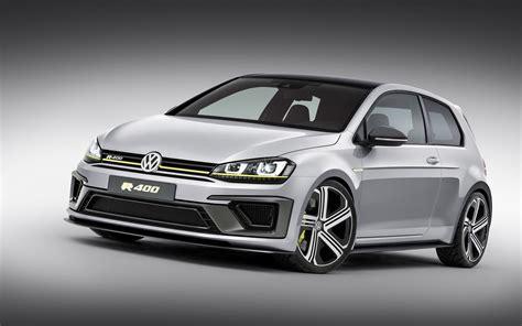 2018 Volkswagen Golf R 400 Wallpaper Hd Car Wallpapers