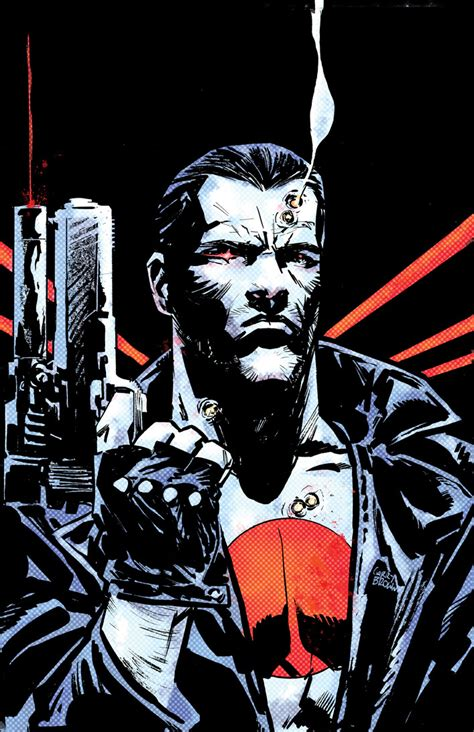 advance preview covers   pages  bloodshot