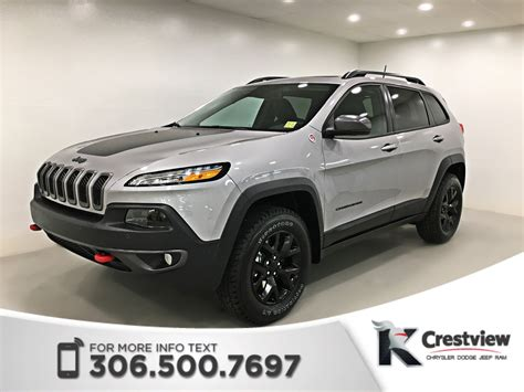 Jeep Compass V6 by New 2018 Jeep Trailhawk Leather Plus 4x4 V6