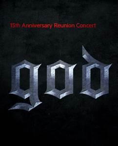 YES24 공연 - 좋은 공연 편리한 예매 / god 15th Anniversary Reunion ...