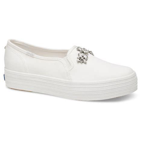 keds x keds x kate spade wedding sneakers popsugar fashion