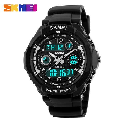 2017 New Skmei Luxury Brand Men Military Sports Watches