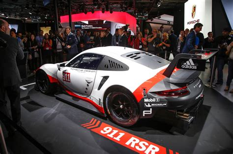 Mid-engined Le Mans Racer Revealed