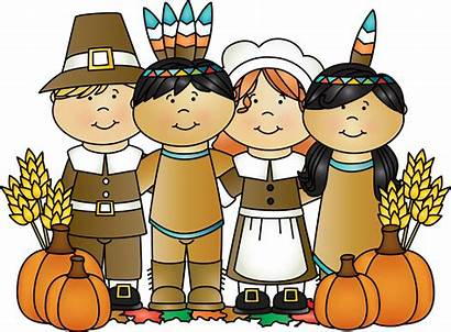 Thanksgiving Celebrating English Pilgrims Indians
