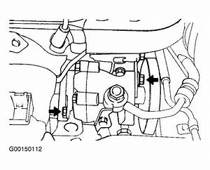 1993 Hyundai Excel Serpentine Belt Routing And Timing Belt