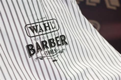 wahl europe professional hairdressing accessories barber cape