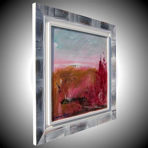 quadri con cornice quadro moderno con cornice olio su tela moderno sauro bos