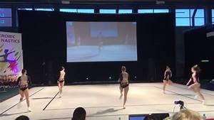 Ag2-ad Aerodance Team From Minsk Kohtla-jarve Open Cup 2017