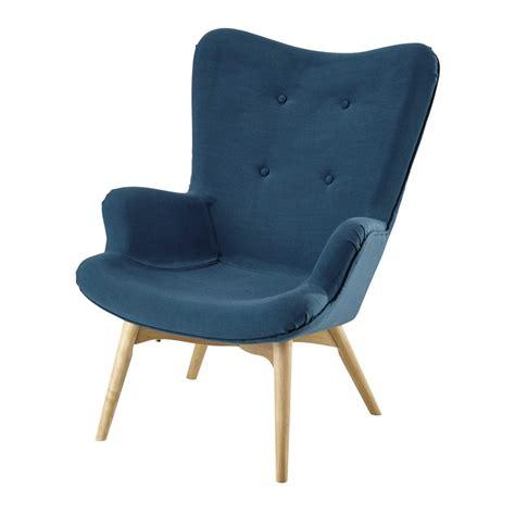 chambre bebe grise fauteuil vintage en tissu bleu pétrole iceberg maisons