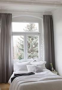 Vorhänge Für Schlafzimmer : die 25 besten ideen zu gardinen schlafzimmer auf ~ Watch28wear.com Haus und Dekorationen