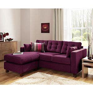 Living Room With Purple Sofa by Purple Sofa Furnishings Interiors Purple Living Room