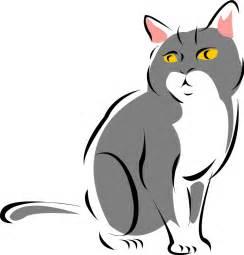 cat clipart free black cat clip cliparts co