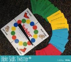 diy twister spinner - Google Search | Let's Party ...