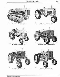 John Deere 40 Series Parts Manual Catalog Pdf