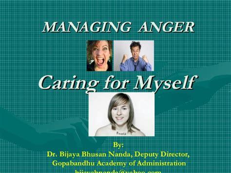 anger management slideshare